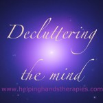 Decluttering the mind